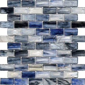 Antique Glass Mosaic for Bathroom Tile (6CCH327)