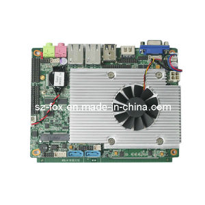 "3.5"" Mini PC Mainboard with Intel Core I7 CPU SBC Motherboard with 3G/WiFi 6COM pictures & photos"