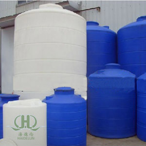 PE Water Tanks