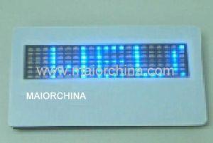 Scrolling LED Badge (MCBADAGE)