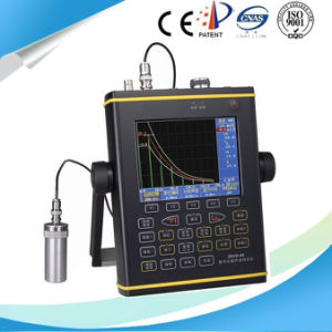 Ultrasonic Flaw Detector for Shrinkage Test