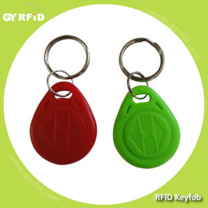 RFID Nfc S50 S70 Proximity Contactless Keychain Keyfob Key Card Tag pictures & photos
