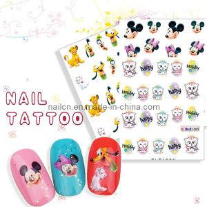 Nail Tattoo, Nail Sticker, Tattoo Sticker pictures & photos