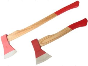 Axe With Wooden Handle (BB103-0021)