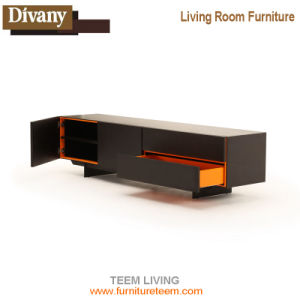 Modern Wood TV Stand, TV Cabinet pictures & photos