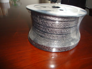 Graphite Packing with Metal Ss Wire Mesh pictures & photos