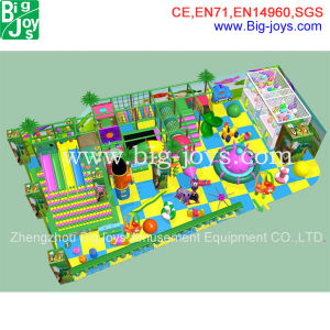 Cheap Indoor Playground for Kids (BJ-IP113) pictures & photos