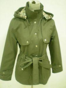Dust Coat/Fashion Coat/Women′s Clothing