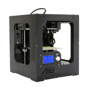 2016 New Version Fdm Rapid Prototype Desktop 3D Printer Kit pictures & photos
