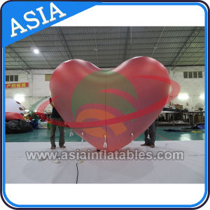 Outdoor Giant Inflatable Heart Helium Balloon pictures & photos