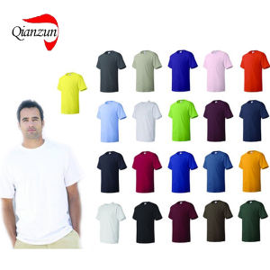 Diffrent Color Short Sleeves Blank T-Shirts pictures & photos