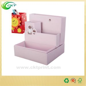 Colorful Cardboard Box Stand for Retailing (CKT- CD-296) pictures & photos