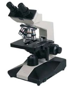 Microscope, Monocular Head, Binocular Head
