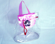 PVC Cosmetic Bag (A008)