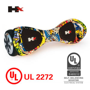 UL2272 Smart Self Balancing Electric Electric Skateboard for Adults