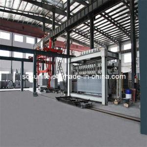 AAC Brick Making Machine, AAC Block Production Plant, Lightweight Block Machine, AAC Machine pictures & photos