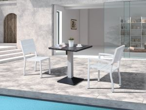 Outdoor Patio Garden Home Hotel Office Bass Dining Table and Chair (J675) pictures & photos
