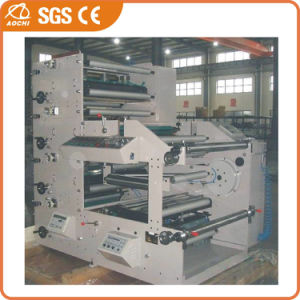 Automatic Flexographic Printing Machine (AC650-4B) pictures & photos