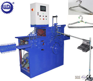 Automatic Metal Wire Coat Clothes Hanger Making Machine with PLC pictures & photos