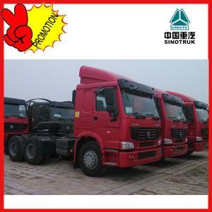 Sinotruk 371HP HOWO Tractor Truck Head