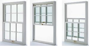 Aluminum Hung Window with Toughed Glass for Australia Market pictures & photos