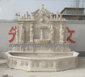 Stone Wall Fountain for Garden Water Fountain (SY-W151) pictures & photos