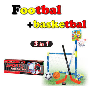 Football Basketball Toy (SF-196K) pictures & photos