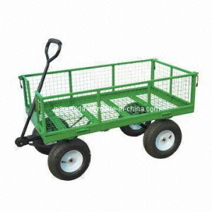 High Grade Steel Meshed Garden Cart (TC4205H) pictures & photos