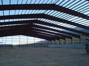 Steel Framed Workshop for Customized (SSW-349) pictures & photos