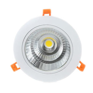 Ceiling Mounted LED Downlight Cutout 210mm 60W Recessed LED Downlight with CREE COB Osram Driver pictures & photos