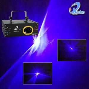 Single Purple Motor Laser Lighting (Reke-06)