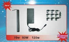 Universal 70W Ultra Slim Notebook AC Adapter