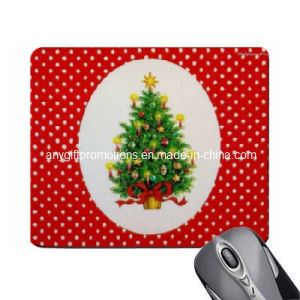 Christmas Mouse Mat with Customized Logo pictures & photos