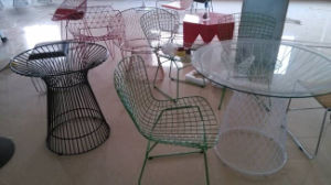 Wire Bertoia Side Chair pictures & photos