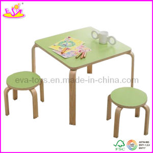 Wooden Table and Chairs, Kid′s Furniture (W08G067) pictures & photos