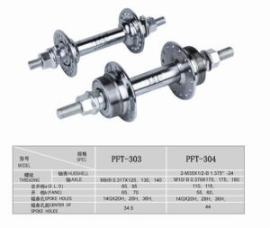 Bicycle Hub Bicycle Axle Bicycle Parts (PFT-303/304)