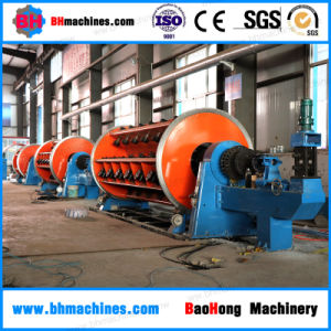High Quality Wire Machine Jlk 630 Rigid Frame Stranding Machine pictures & photos