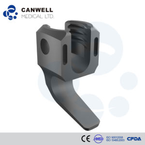 Canwell Spine Products of Hook, Titanium pictures & photos