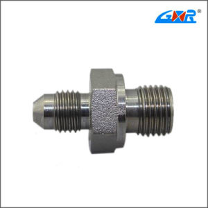 Jic Male 74 Degree Cone /Bsp Male Flat-Face Hose Fitting (XC-1JB-F) pictures & photos