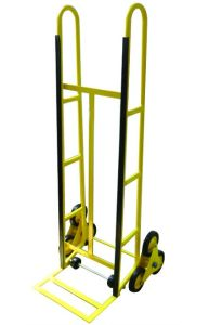 Hand Trolley with stairclimber wheels pictures & photos