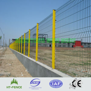 Garden Fence (Welded Wire Mesh Fence) pictures & photos