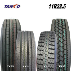 Timax 11r22.5 Quality Radial Truck Tires (DOT, ECE, GCC, ISO) pictures & photos