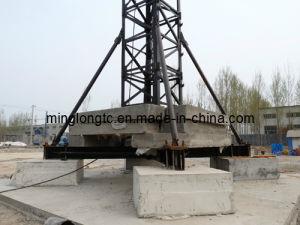 Concrete Block Pressure Type Tower Crane QTZ40 pictures & photos