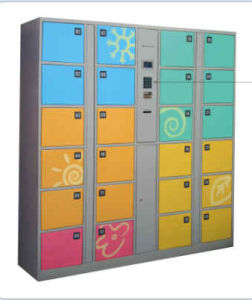 Barcode Electronic Locker (DKC-B-24) - 1 pictures & photos