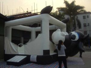 Custom Bear Inflatable Bounce House for Childrens (BC-054)