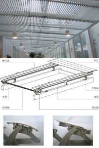 Skylight Louver System pictures & photos