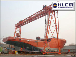 Shipyard Gantry Crane 04 with SGS pictures & photos