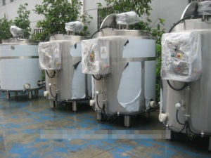 Full Automatic Complete Project Milk Processing Plant pictures & photos