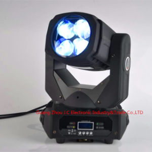 4PCS 25W LED Super Beam Moving Head Light pictures & photos