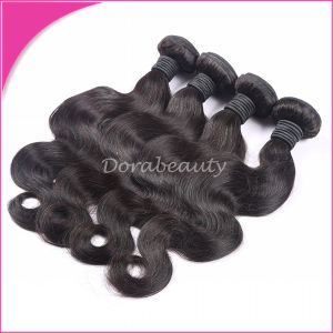Human Hair Extension Virgin Brazilian Hair Body Wave pictures & photos
